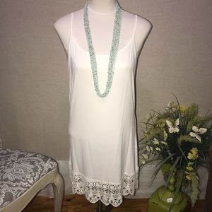 NWT Monoreno Lace Extender L